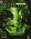Aliens Versus Predator 2: Primal Hunt Windows Front Cover