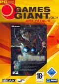15 Giant Games Vol.1 Windows Other Arx Fatalis Keep Case - Front