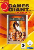 15 Giant Games Vol.1 Windows Other Cultures 2 Keep Case - Front