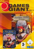 15 Giant Games Vol.1 Windows Other Europa 1400 Keep Case - Front
