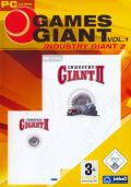 15 Giant Games Vol.1 Windows Other Industry Giant II Keep Case - Front