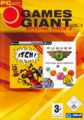 15 Giant Games Vol.1 Windows Other Itch! + Pusher Keep Case - Front