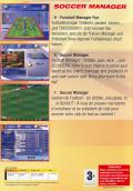 15 Giant Games Vol.1 Windows Other Soccer Manager Keep Case - Back