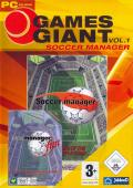 15 Giant Games Vol.1 Windows Other Soccer Manager Keep Case - Front