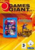 15 Giant Games Vol.1 Windows Other Think X + Keep the Balance Keep Case - Front