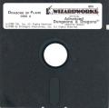 Dragons of Flame DOS Media Disk 1/2