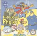 Hong Kong Phooey: No.1 Super Guy Amiga Front Cover