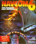 Navcom 6: The Persian Gulf Defense DOS Front Cover