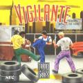 Vigilante TurboGrafx-16 Other Jewel Case - Front