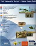 Jane's Combat Simulations: AH-64D Longbow DOS Back Cover