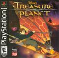 Disney's Treasure Planet PlayStation Front Cover