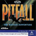 Pitfall: The Mayan Adventure Windows Front Cover