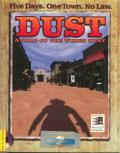 Dust: A Tale of the Wired West Windows Front Cover