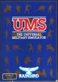UMS: The Universal Military Simulator Atari ST Front Cover