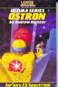 Ostron ZX Spectrum Front Cover