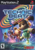 Technic Beat PlayStation 2 Front Cover