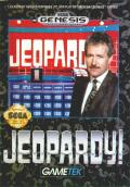 Jeopardy! Genesis Front Cover