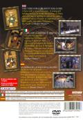 Shadow Hearts PlayStation 2 Back Cover