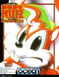 Mr. Nutz: Hoppin' Mad Amiga Front Cover