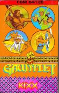 Gauntlet Commodore 64 Front Cover