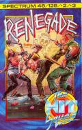 Renegade ZX Spectrum Front Cover
