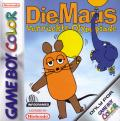 Die Maus: Verrückte Olympiade Game Boy Color Front Cover