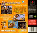 Creatures PlayStation Back Cover