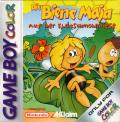 Maya the Bee: Garden Adventures Game Boy Color Front Cover