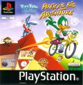 Tiny Toon Adventures: Plucky's Big Adventure PlayStation Front Cover