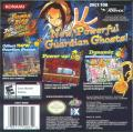 Shaman King: Master of Spirits 2 Game Boy Advance Back Cover