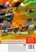 Juiced PlayStation 2 Back Cover
