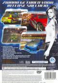 Need for Speed: Underground PlayStation 2 Back Cover