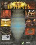 Noctropolis DOS Back Cover