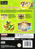 Mario Party 5 GameCube Back Cover