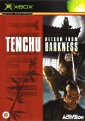 Tenchu: Return from Darkness Xbox Front Cover