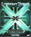 X-COM: Unknown Terror DOS Front Cover