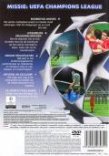 UEFA Champions League 2004-2005 PlayStation 2 Back Cover