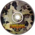 Commandos 2: Men of Courage Windows Media Disc 1/3