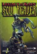 Legacy of Kain: Soul Reaver Windows Front Cover