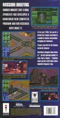 Syndicate 3DO Back Cover