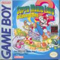 Super Mario Land 2: 6 Golden Coins Game Boy Front Cover