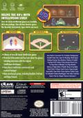 Intellivision Lives! GameCube Back Cover