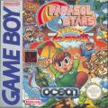 Parasol Stars: The Story of Bubble Bobble III Game Boy Front Cover