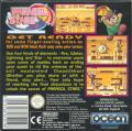 Parasol Stars: The Story of Bubble Bobble III Game Boy Back Cover