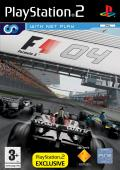 Formula One 04 PlayStation 2 Front Cover