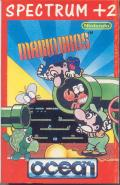 Mario Bros. ZX Spectrum Front Cover