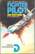 Fighter Pilot ZX Spectrum Front Cover