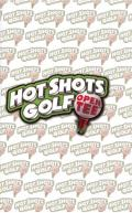 Hot Shots Golf: Open Tee PSP Inside Cover Left