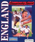 England Championship Special DOS Front Cover