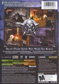 Darkwatch Xbox Back Cover